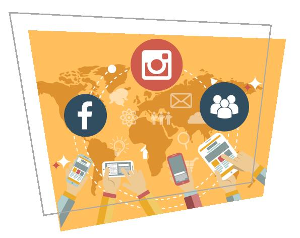 Medios sociales virtuales