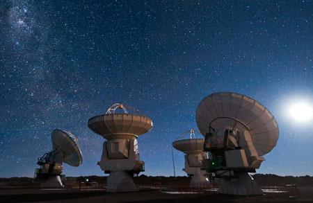 Radiotelescopio ID